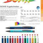 Sonderangebot Kugelschreiber in Soft Touch mit Lasergarvur oder Druck