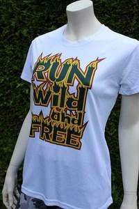 design sportshirts toepper werbung run wild free 1