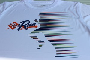 design sportshirts toepper werbung run