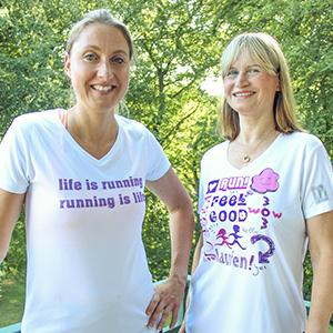 sportshirts toepperwerbung designshirts feel good frauenpower 1 a