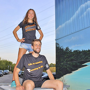 sportshirts toepperwerbung designshirts life is running 4 1